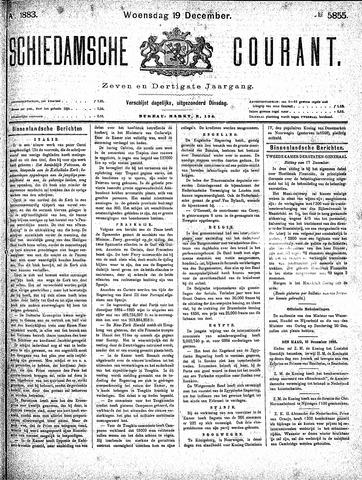 Schiedamsche Courant 1883-12-19