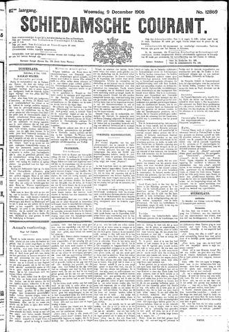 Schiedamsche Courant 1908-12-09