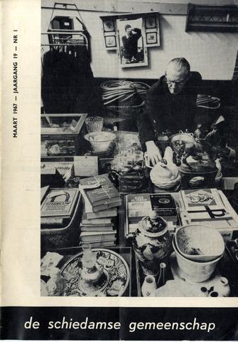 Schiedamse Gemeenschap (tijdschrift) 1967-03-01