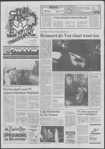 Het Nieuwe Stadsblad 1992-01-24