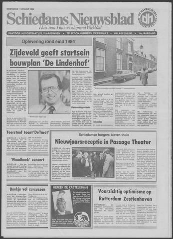 Schiedams Nieuwsblad 1984-01-11