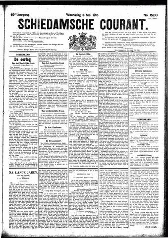 Schiedamsche Courant 1916-05-03