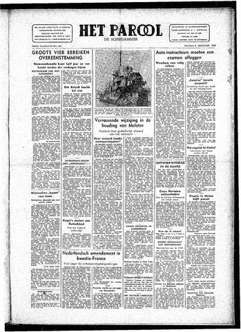 Rotterdamsch Parool / De Schiedammer 1946-12-06