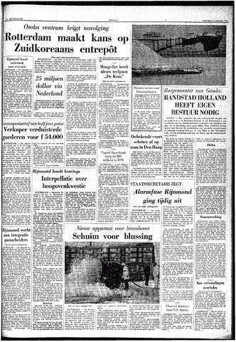 Trouw / De Rotterdammer 1971-01-06