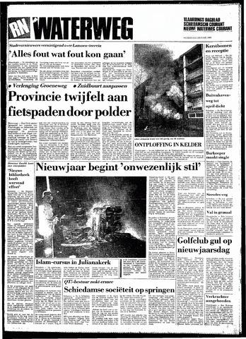 Rotterdamsch Nieuwsblad / Schiedamsche Courant / Rotterdams Dagblad / Waterweg / Algemeen Dagblad 1985-01-02