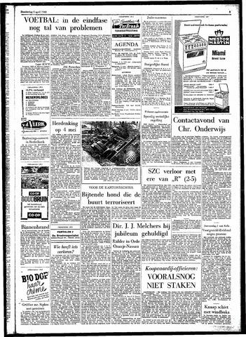 Rotterdamsch Parool / De Schiedammer 1962-04-05