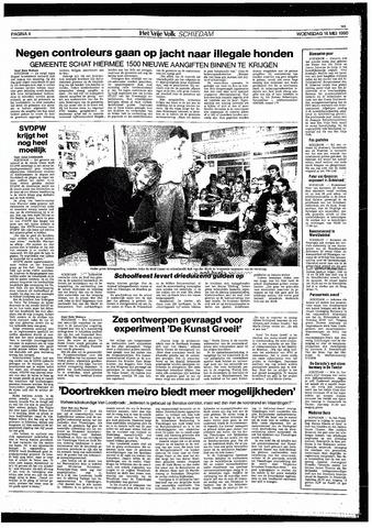 Het Vrije volk 1990-05-16