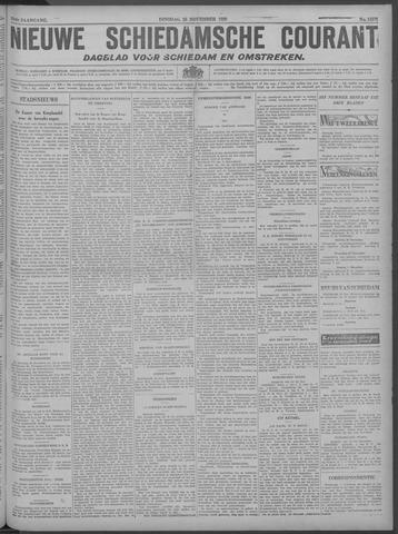 Nieuwe Schiedamsche Courant 1929-11-26