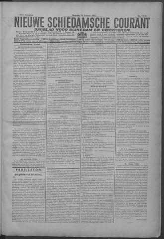 Nieuwe Schiedamsche Courant 1925-01-12