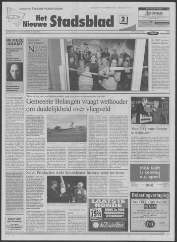 Het Nieuwe Stadsblad 2002-11-21