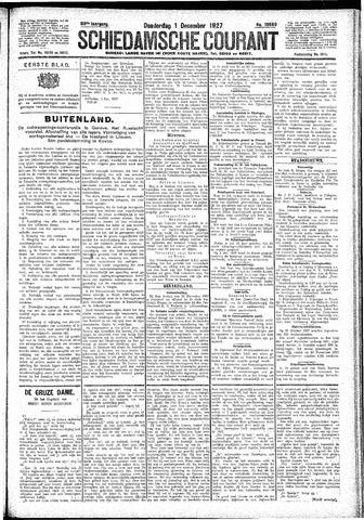 Schiedamsche Courant 1927-12-01