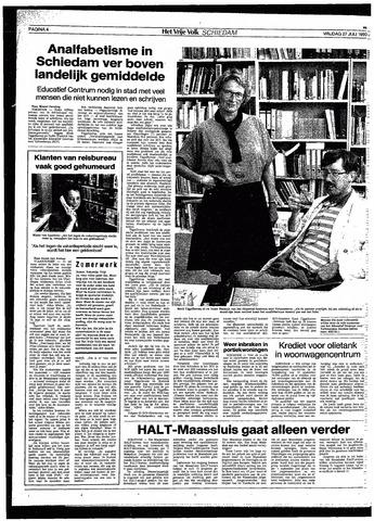 Het Vrije volk 1990-07-27