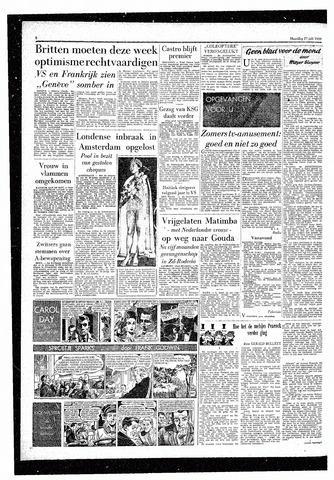 Rotterdamsch Parool / De Schiedammer 1959-07-27