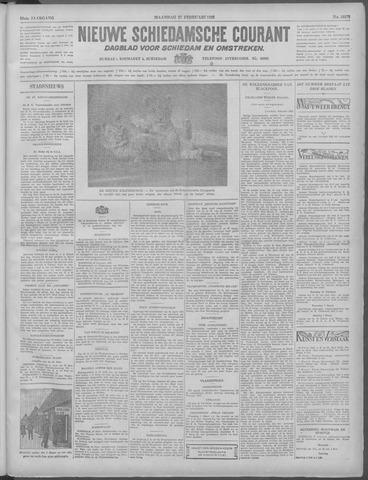 Nieuwe Schiedamsche Courant 1933-02-27