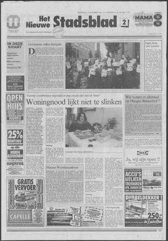 Het Nieuwe Stadsblad 1995-11-16