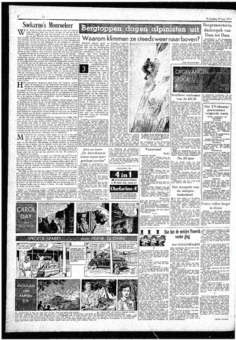 Rotterdamsch Parool / De Schiedammer 1959-08-19