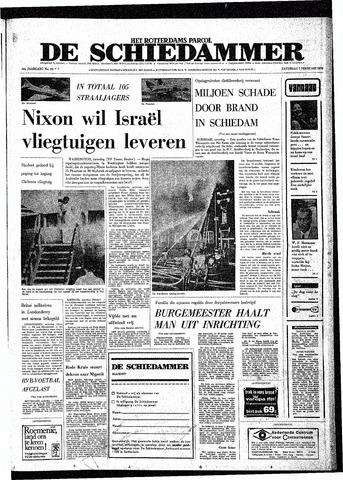 Rotterdamsch Parool / De Schiedammer 1970-02-07