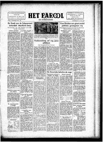 Rotterdamsch Parool / De Schiedammer 1946-07-11