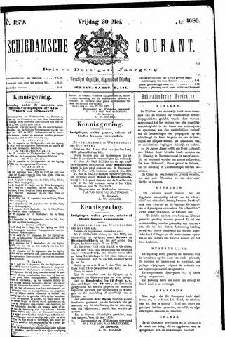 Schiedamsche Courant 1879-05-30