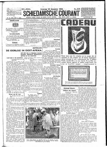Schiedamsche Courant 1935-12-30