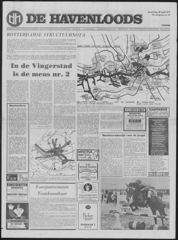 De Havenloods 1972-04-20