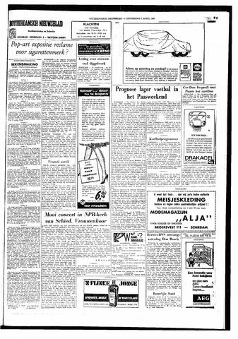 Rotterdamsch Nieuwsblad / Schiedamsche Courant / Rotterdams Dagblad / Waterweg / Algemeen Dagblad 1966-04-07