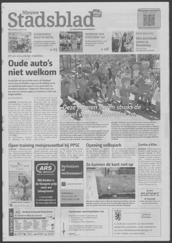 Het Nieuwe Stadsblad 2015-05-13