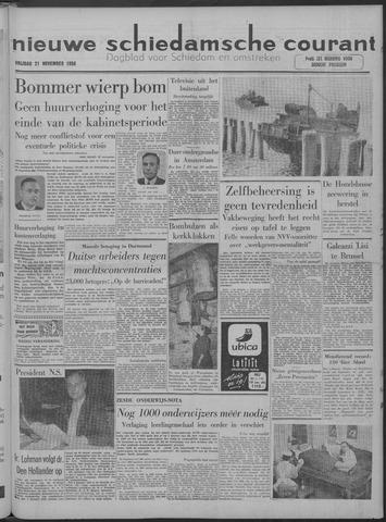 Nieuwe Schiedamsche Courant 1958-11-21