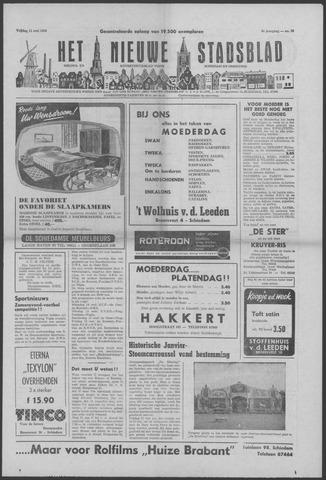 Het Nieuwe Stadsblad 1956-05-11