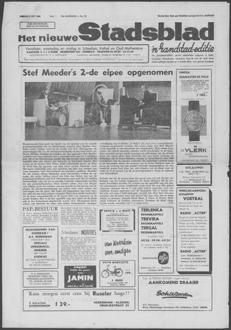 Het Nieuwe Stadsblad 1966-07-08