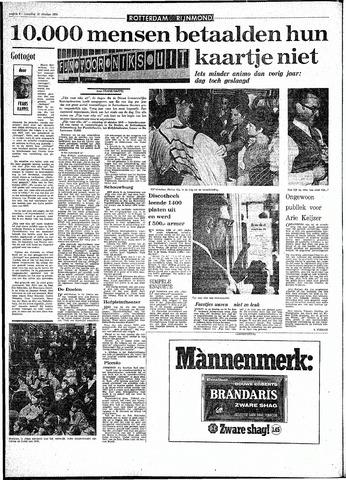 Rotterdamsch Parool / De Schiedammer 1970-10-12