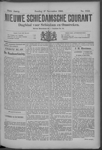 Nieuwe Schiedamsche Courant 1901-11-17