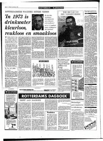 Rotterdamsch Parool / De Schiedammer 1970-11-13