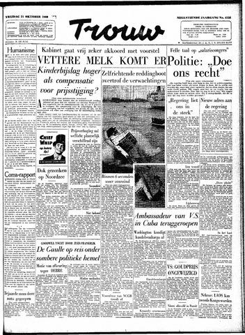 Trouw / De Rotterdammer 1960-10-21