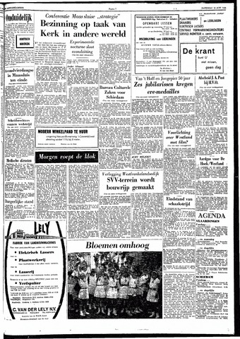 Trouw / De Rotterdammer 1964-06-13