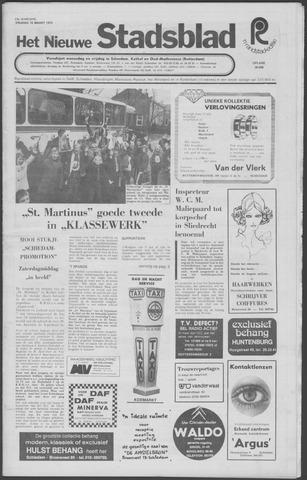 Het Nieuwe Stadsblad 1973-03-16