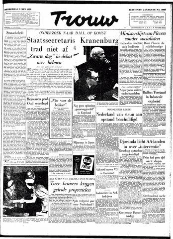 Trouw / De Rotterdammer 1958-05-08