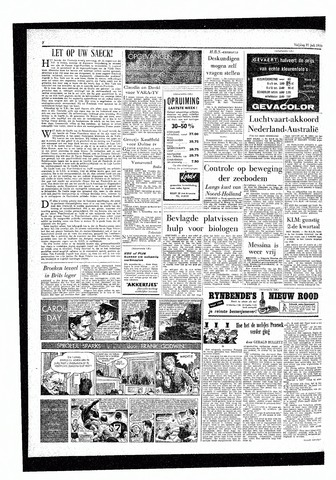 Rotterdamsch Parool / De Schiedammer 1959-07-31