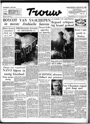 Trouw / De Rotterdammer 1960-05-02