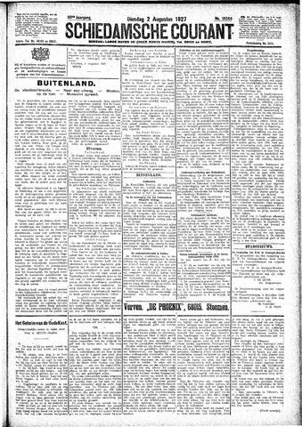 Schiedamsche Courant 1927-08-02