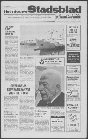 Het Nieuwe Stadsblad 1970-02-18