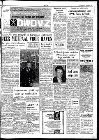 Trouw / De Rotterdammer 1965-08-28