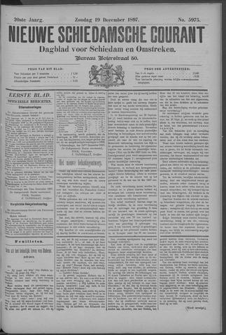 Nieuwe Schiedamsche Courant 1897-12-19
