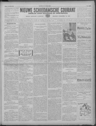 Nieuwe Schiedamsche Courant 1933-07-18