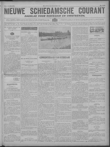 Nieuwe Schiedamsche Courant 1929-10-14