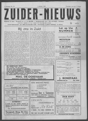 Zuider Nieuws 1962-10-04
