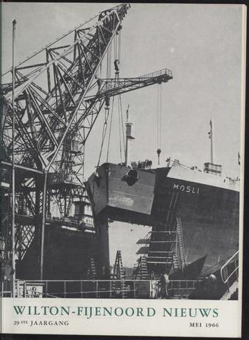 Wilton Fijenoord Nieuws 1966-05-01