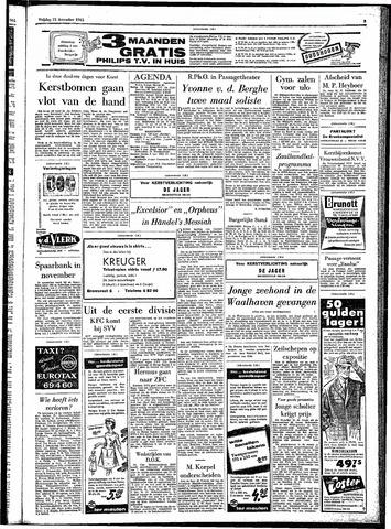Rotterdamsch Parool / De Schiedammer 1961-12-15