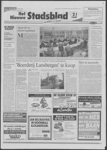 Het Nieuwe Stadsblad 1997-11-13