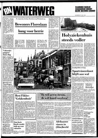 Rotterdamsch Nieuwsblad / Schiedamsche Courant / Rotterdams Dagblad / Waterweg / Algemeen Dagblad 1983-07-21